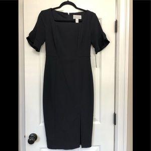 Donna Morgan navy dress